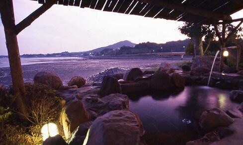 有明海の湯 入浴券イメージ