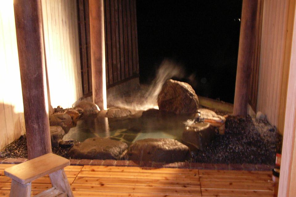 太良岩風呂
